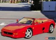 1995 Ferrari 355 F355 Spider Manual! Serviced!! for Sale