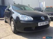 2006 VOLKSWAGEN GOLF 1.9 TDI S MK5 5DR for Sale