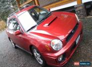 2002 Subaru WRX for Sale