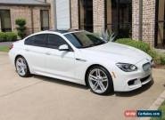 2015 BMW 6-Series 650i Gran Coupe M Sport for Sale