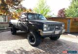 Classic 1984 Chevrolet Silverado 2500 for Sale
