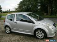 Citroen C2 1.6i 16v VTS for Sale