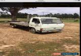 Classic Ford Trader 0509 3000KG (1984) Cab Chassis Manual (3.5L - Diesel) Seats for Sale