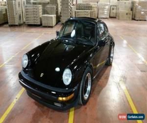 Classic 1985 Porsche 911 carrera 3.2 for Sale