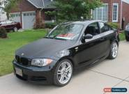 2009 BMW 1-Series Fast for Sale