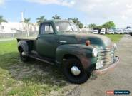 1953 Chevrolet Other Pickups 3600 for Sale