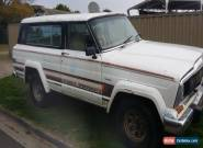Jeep cherokee Sportsman 2 1982 chief  for Sale