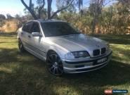 1999 BMW 318I E46 Silver Automatic 4sp A Sedan for Sale