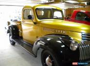 1946 Chevrolet Other Pickups Deluxe for Sale