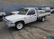 Toyota Hilux Grinner Utility,1992 1.8 Litre, manual, bull bar, steel tray, for Sale