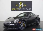 2014 Porsche 911 Turbo S Coupe ($194K MSRP) for Sale