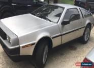 1981 DeLorean DMC12 for Sale