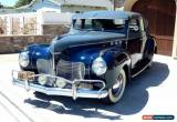 Classic 1940 DeSoto Sportsman for Sale