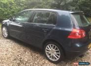 Volkswagen Golf 1.4 tsi gt sport fsh low miles for Sale