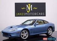 2005 Ferrari 575 F1 for Sale