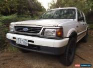 Ford Courier 1998 for Sale