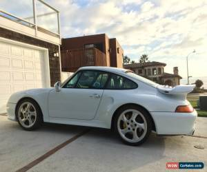 Classic 1998 Porsche 911 ANDIAL 3.8 C2S for Sale