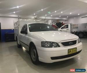 Classic Ford BF Falcon 2006 with Service Body for Sale