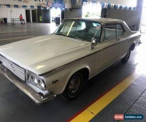 Classic 1964 Chrysler Newport for Sale