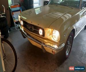 Classic 1965 Ford Mustang Deluxe for Sale