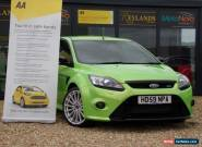 Ford Focus 2.5 ( 305ps ) 2010  RS not ST 2, ST3, COSWORTH for Sale