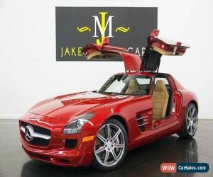 Classic 2012 Mercedes-Benz SLS AMG GULLWING (1-OWNER) for Sale