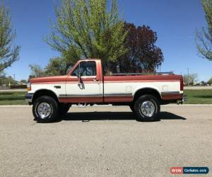 Classic 1994 Ford F-250 XLT for Sale