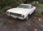 XC Ford Falcon ute 4.1 6cyl XA XB XW XY XR XT GS GT GXL for Sale