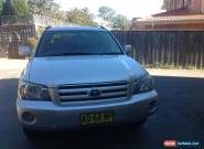 Toyota Kluger 2005 for sale for Sale