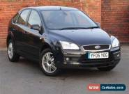 2005 FORD FOCUS 1.6 GHIA 115 BLUE for Sale