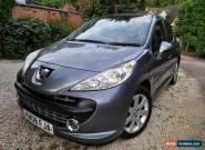 "2008 ""08"" PEUGEOT  207 1.6HDI 90 SPORT 5 DOOR HATCHBACK for Sale"