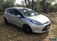2009 Ford Fiesta WS CL Silver Automatic 4sp A Hatchback for Sale