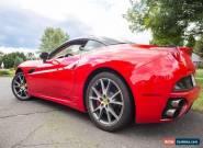 2010 Ferrari California 2dr Convertible for Sale