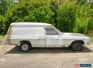 holden kingswoood windowless panelvan for Sale