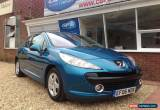 Classic 2006 06 Peugeot 207 1.4 16v Sport FINANCE AVAILABE for Sale