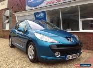 2006 06 Peugeot 207 1.4 16v Sport FINANCE AVAILABE for Sale
