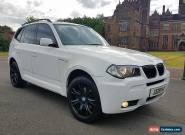 2007 BMW X3 3.0SD TWIN TURBO M-SPORT AUTO for Sale