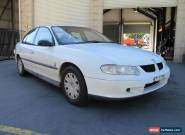 Holden commodore executive sedan 2001 VX - good for parts / paddock bashing  for Sale
