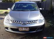 Nissan Tiida 2011 Sedan 1.8L Private Sale Metallic Grey Car with Full services   for Sale