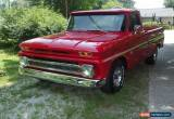 Classic 1966 Chevrolet C-10 CUSTOM for Sale