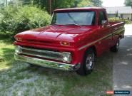 1966 Chevrolet C-10 CUSTOM for Sale