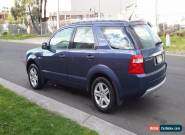 FORD TERRITORY GHIA AWD 2008 MODEL 5 SEATER 6 SPEED AUTO REGO TILL FEB RWC  for Sale
