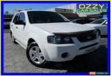 Classic 2006 Ford Territory SY SR (RWD) White Automatic 4sp A Wagon for Sale