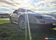 Nissan: 300ZX Silver for Sale