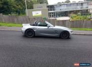2007 07 BMW Z4 2.0 I SPORT ROADSTER COUPE GREY MANUAL  for Sale