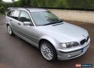 2003 BMW 320D SE TOURING ESTATE DIESEL NO RESERVE  for Sale