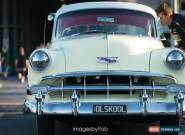 1954 CHEV Sedan RHD - super clean cruiser. for Sale