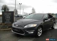 2012 12 FORD MONDEO 2.0 TDCI TITANIUM X 5 DOOR for Sale