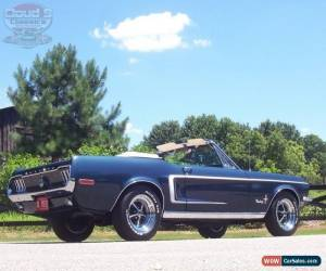 Classic 1968 Ford Mustang Restored for Sale