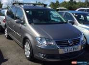 2007 VOLKSWAGEN TOURAN 2.0 TDI 170 SPORT, 7 SEATS, DSG AUTO, FABULOUS EXAMPLE for Sale